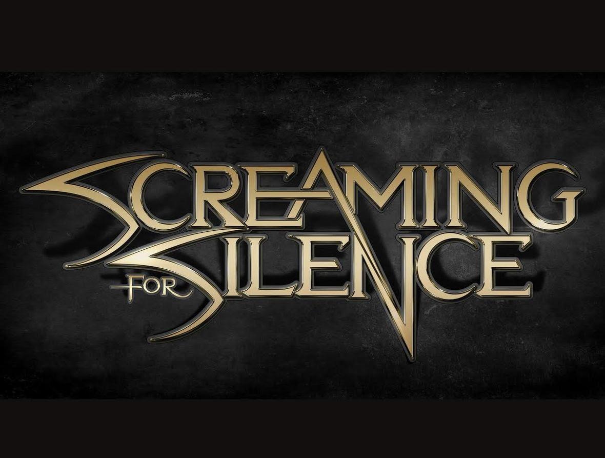 Screaming for silence logo
