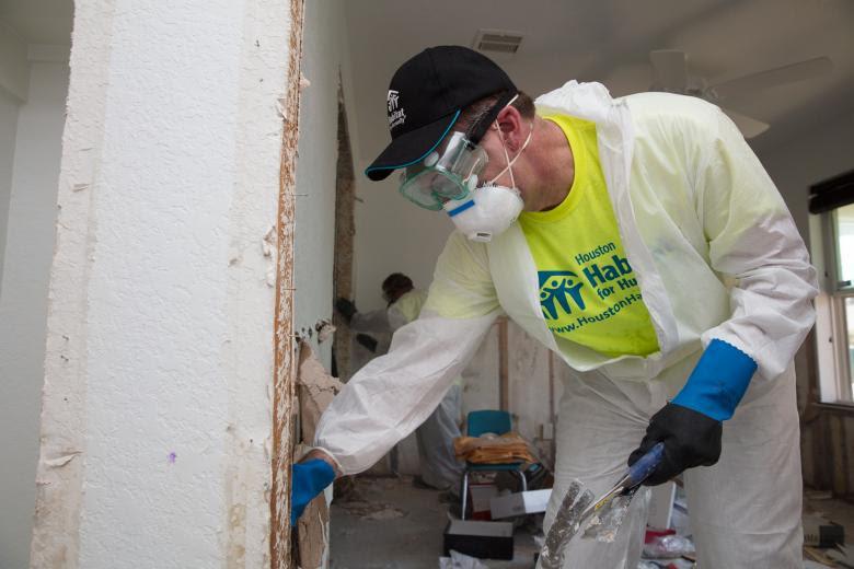 Jonathan Reckford habitat hurricane cleanup