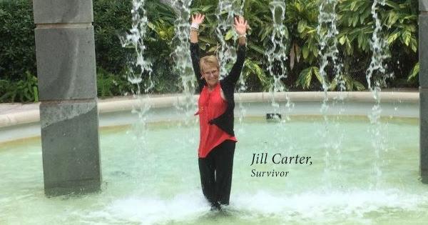 Jill Carter, Survivor