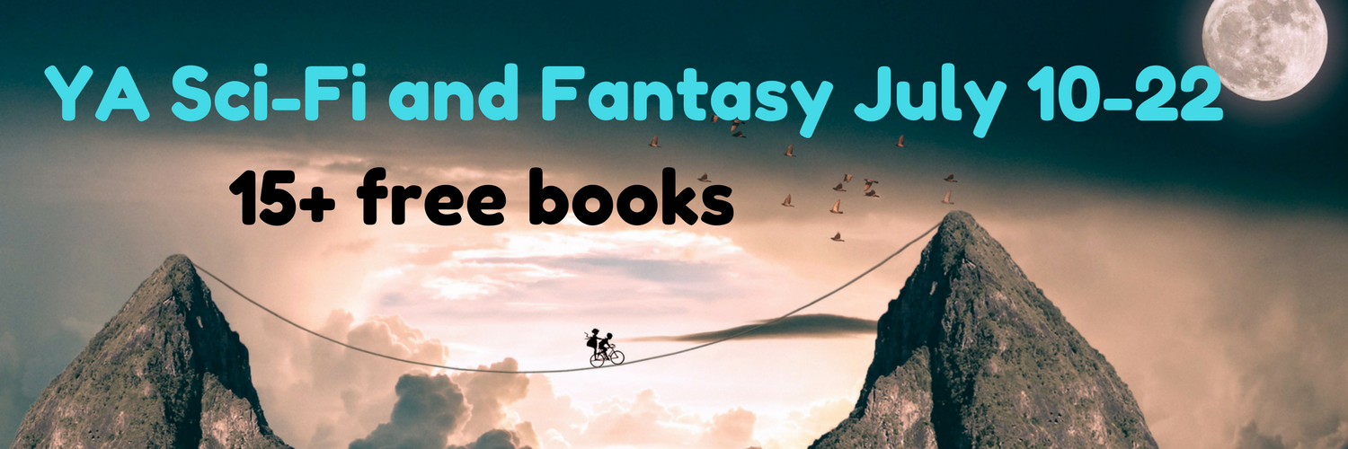 Free Sci-Fi and Fantasy YA Ebooks