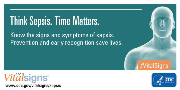 Think Sepsis. Time Matters.