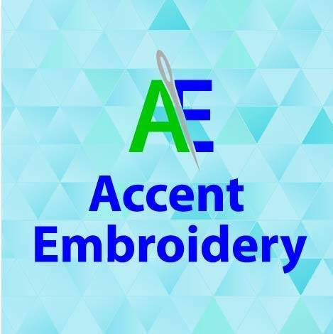 Accent Embroidery Ribbon Cutting