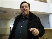 Na snímku podnikatel Marián Kočner přichází na soudní jednání v Bratislavě. (8....