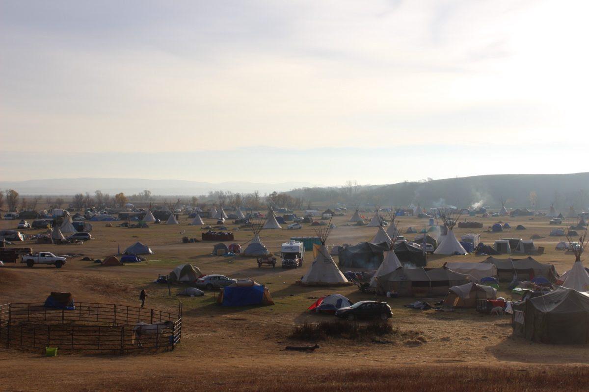 Oceti Sakowin Camp at Standing Rock by Pacific Standard Antonia Juhasz