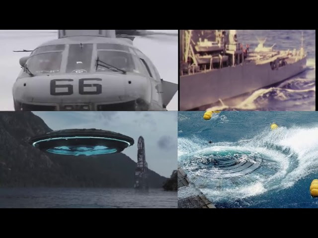 ALERT!! Navy Commander USS Sacramento Chases Huge Underwater Flying Saucer! 2/4/17  Sddefault