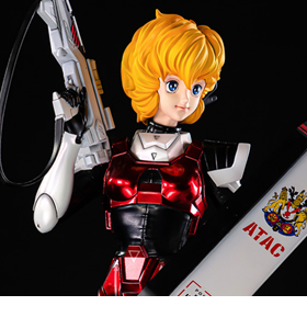 Robotech ST17 Dana Sterling 1/6 Scale Limited Edition Statue