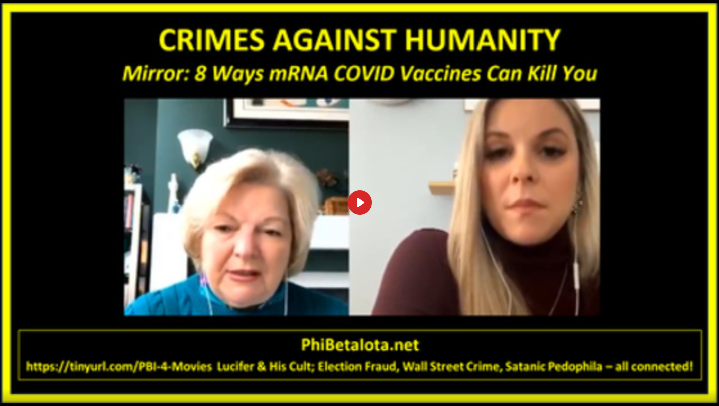 8 Ways mRNA COVID Vaccine Can Kill You WIhfh6AvoF