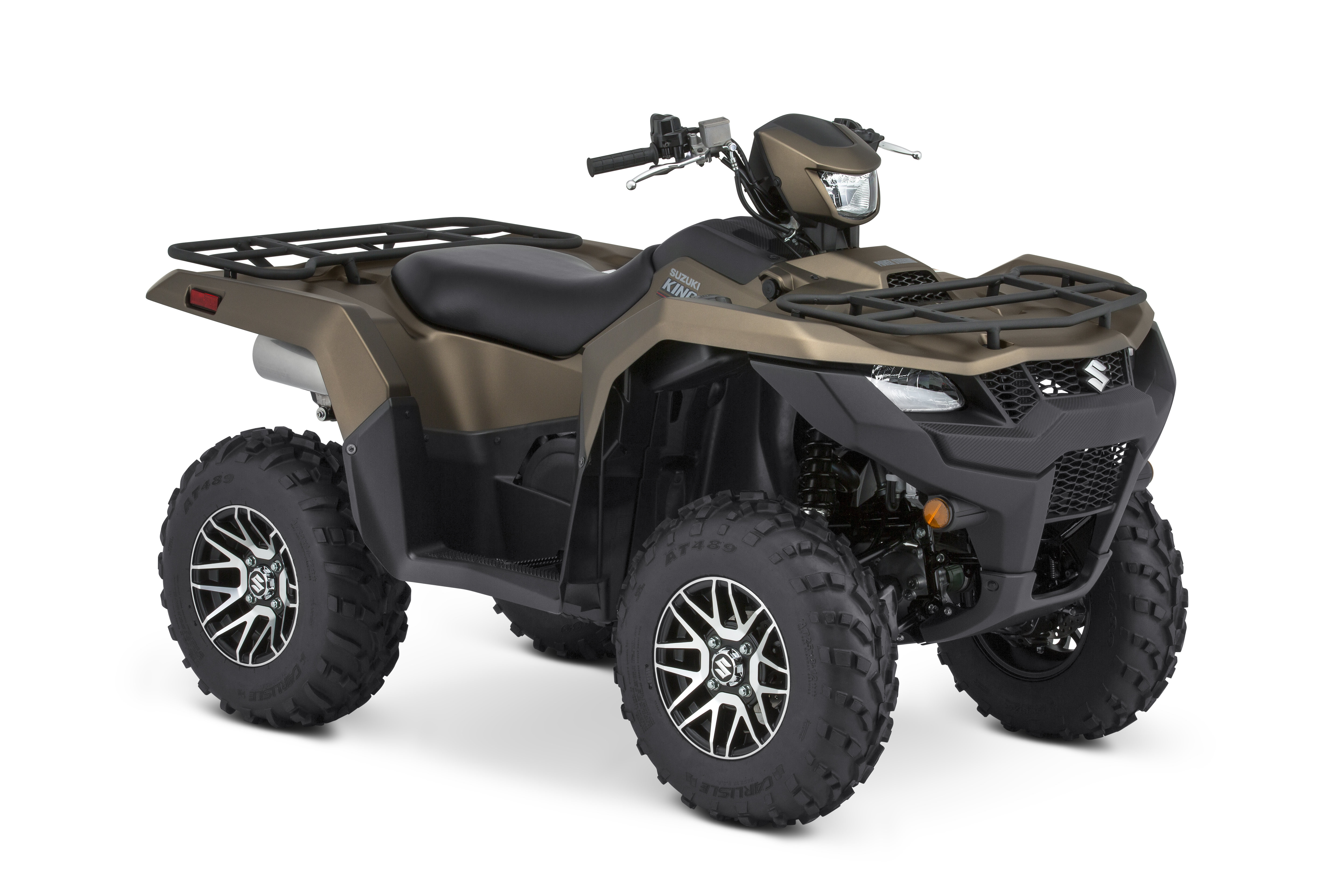 2019 Suzuki KingQuad 750-500 ATV Information-Specs-Price-For sale. | ATV  Illustrated