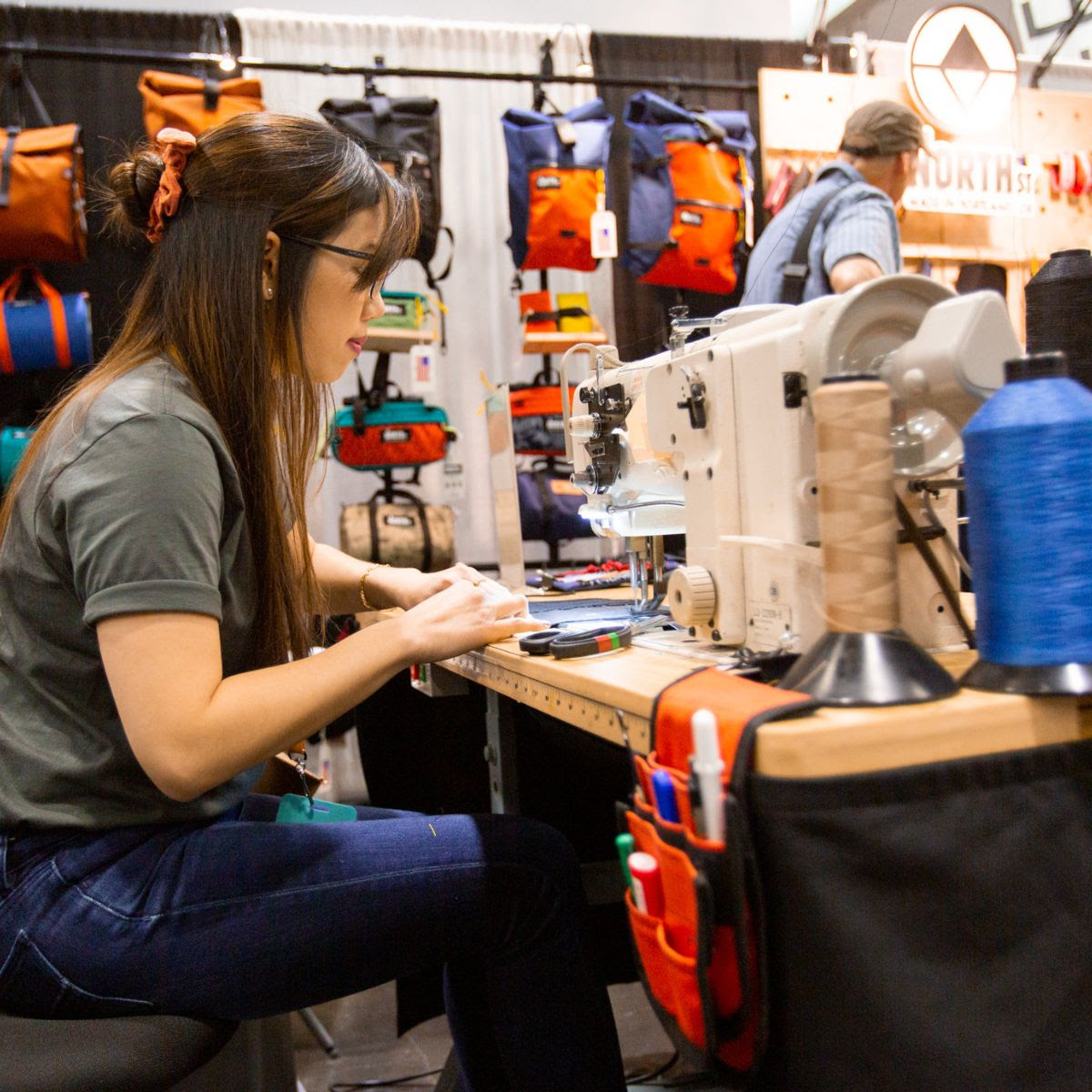NAHBS-Live-Sewing