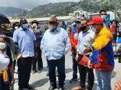 El primer minnistro de San Vicente y las Granadinas hizo un llamado a la comunidad internacional para ayudar al archipiélago caribeño.