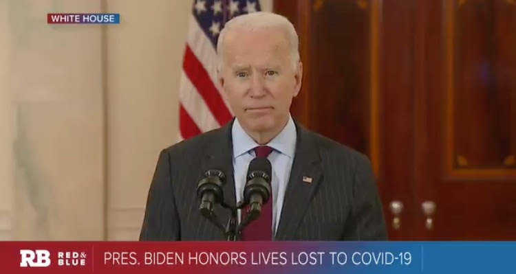 Biden Caught In Another Big Lie – Claims More Deaths from COVID than WWI, WWII and Vietnam Wars Combined – Simply Not True IMG_8845