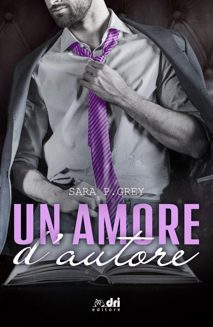 cover reveal Sara P. Grey un amore d'autore