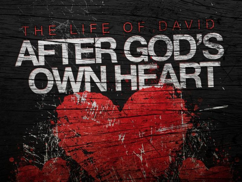 The Life of David: After God's Own Heart Graphic