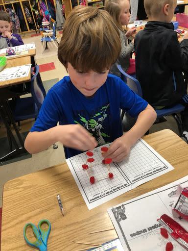 First Grade Stem Lessons