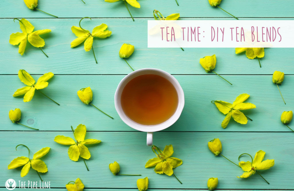 Tea Time: How To Make Your Own...
