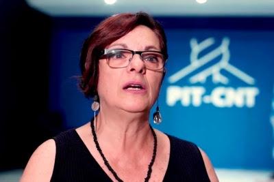 """Soraya Larrosa: """"Se está gestando una ofensiva neoliberal contra los intereses de los trabajadores"""""""