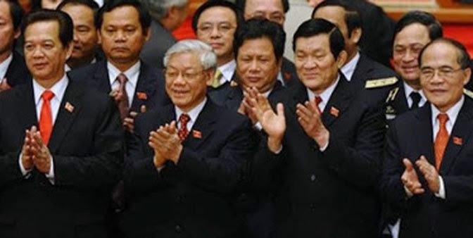 Kho tàng tài nguyên quốc gia dâng cho Trung Quốc