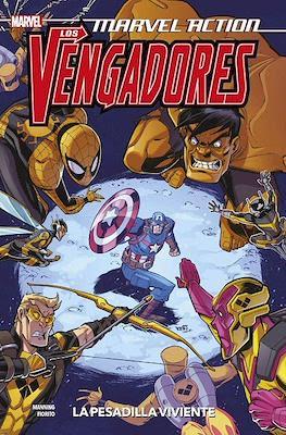 Marvel Action. Los Vengadores (Cartoné 72 pp) #4