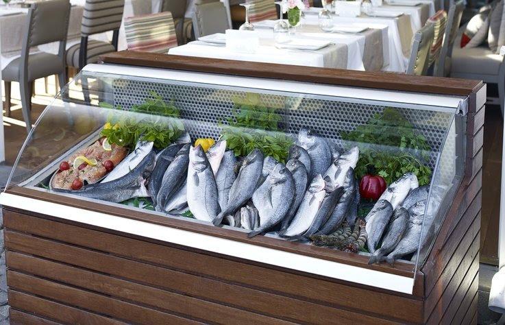 Du bør absolutt prøve velsmakende fisk på Tyrkia-ferien