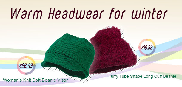 Warm Headwear for winter...