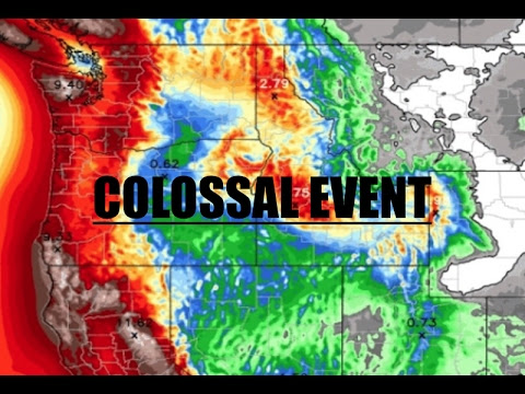 "**COLOSSAL** ""Sky River"" to bring chaos to Cali! 