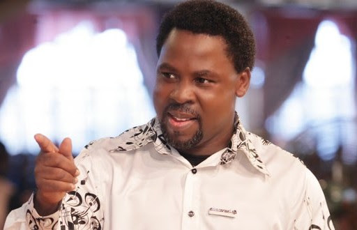 Image result for TB Joshua reveals in Israel