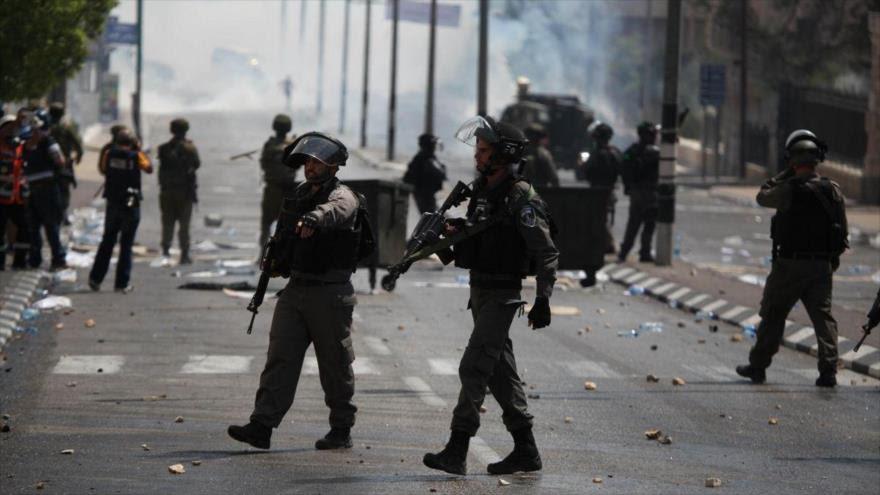 Informe: Israel mató a 8 palestinos en las protestas de Al-Quds