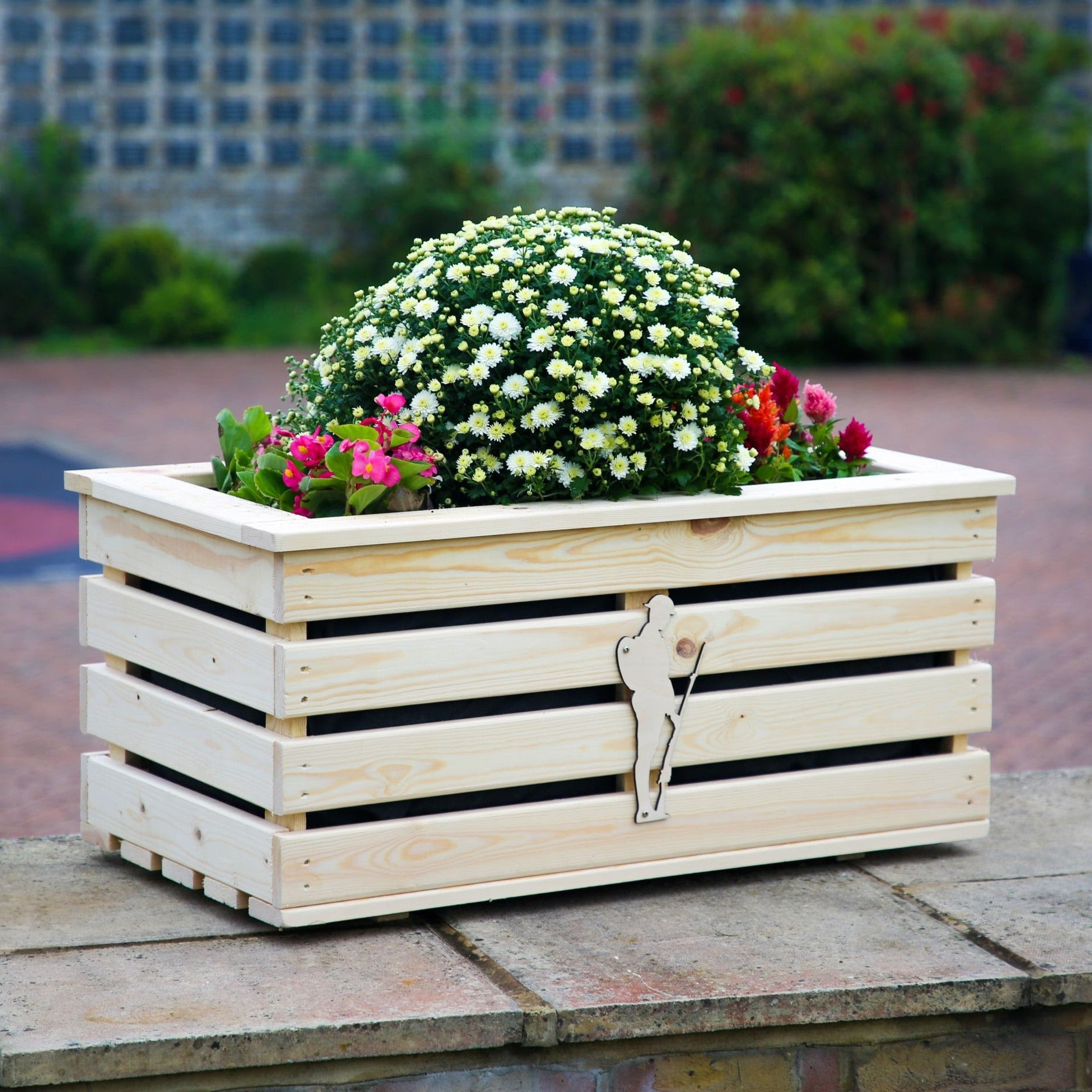 Large Tommy Planter