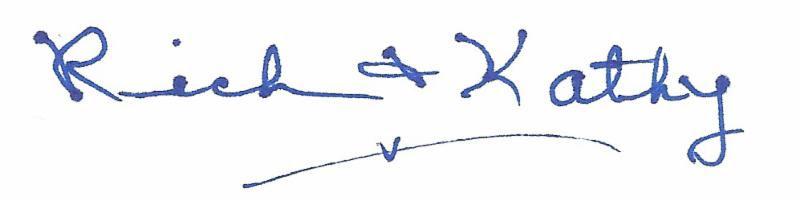 Signature R K