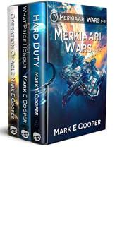 Merkiaari Wars Box Set: Books 1–3