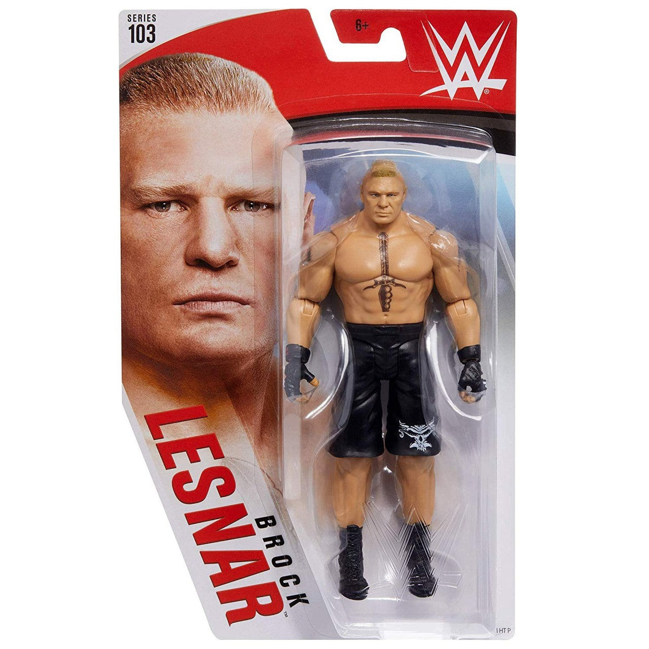 Image of WWE Basic Figure Series 103 - Brock Lesnar