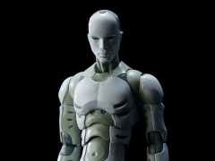 TOA SYNTHETIC HUMAN 1/12 SCALE FIGURE