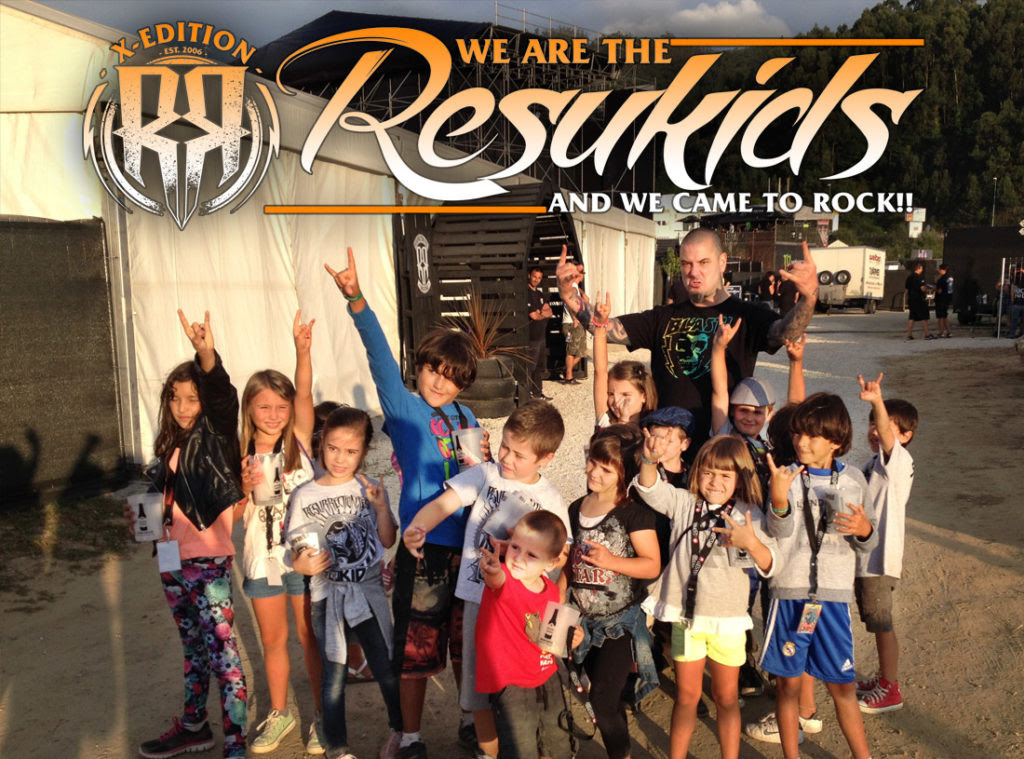 Resurrection Fest - Resukids