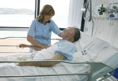 Cuidados paliativos en Gran Bretaña también tienen carencias sorprendentes muchas veces se limitan exclusivamente a lo que llaman end of life care