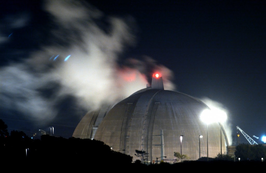 San Onofre Nuclear Plant Possible Target of Terror