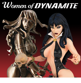 NEW DYNAMITE ENTERTAINMENT