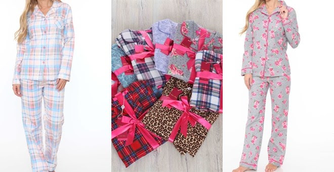 Cozy 100% Cotton PJ`s + More!