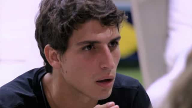 Prior é o novo líder do Big Brother Brasil