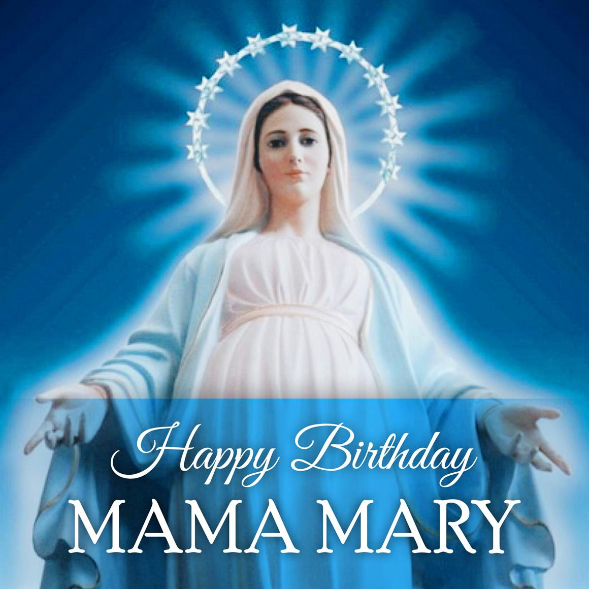 San Lorenzo Ruiz Parish Happy Birthday Mama Mary