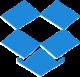 The Dropbox logo