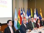 La Comunidad de Estados Latinoamericanos y Caribeños fue fundada en una cumbre celebrada en Caracas, Venezuela, el 2 y 3 de diciembre de 2011.
