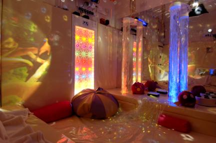 Wythenshawe sensory room