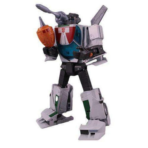 Image of Transformers Masterpiece Edition MP-20+ Wheeljack - Cartoon Version - JULY 2019