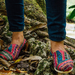 For every pair of shoes TOMS sells, it donates a pair to a child living in poverty.
