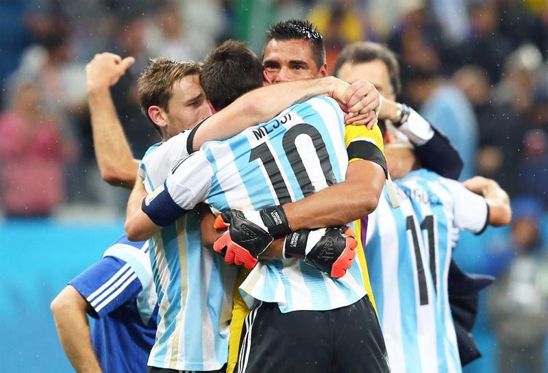 Argentina vs Holanda1
