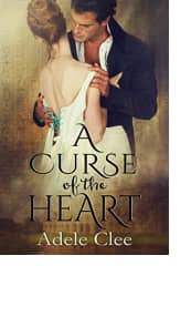 A Curse of the Heart by Adele Clee