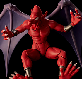 GHOSTS 'N GOBLINS GAME GLASSICS VOL. 3 RED ARREMER