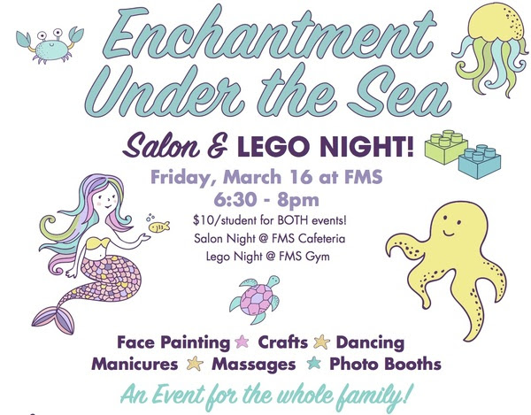 Salon/Lego March 16