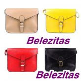 Bolsa Vintage Leather