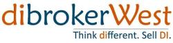 dibrokerWest logo